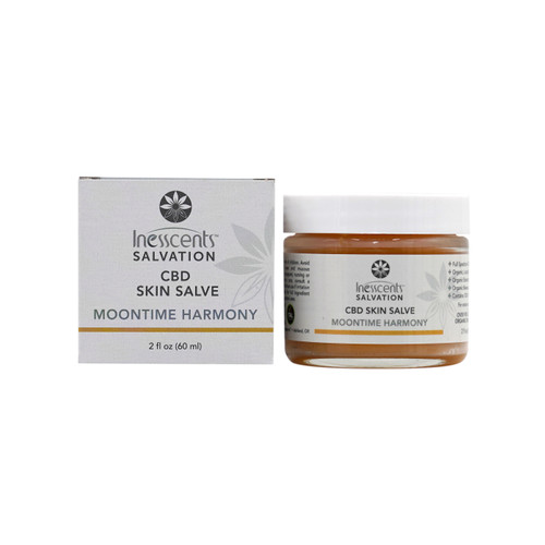 CBD Salvation - Moontime Harmony Skin Salve 2oz.