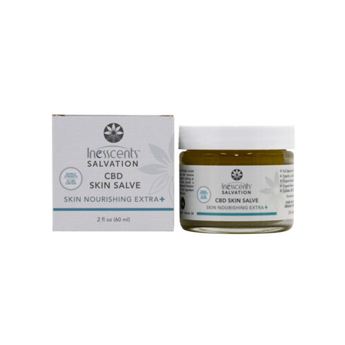 CBD Salvation - Skin Nourishing EXTRA STRENGTH Skin Salve 2oz.