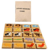 Memory Game | Safari | Made in Sri Lanka