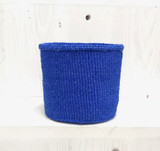 Kiondo Basket - Blue 8"