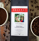 Coffee   Colombia   Medium Roast   Ground   Level Ground