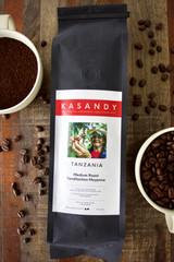 Coffee   Tanzania    Medium Roast   Ground   Level Ground