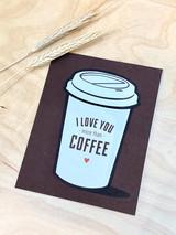 Greeting Card | Coffee Love