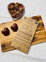 Galerie Au Chocolat | Coconut 72% | Made in Canada
