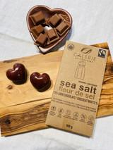 Galerie Au Chocolat | Sea Salt 72% | Made in Canada
