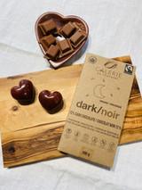 Galerie Au Chocolat | Dark 72% | Made in Canada