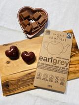 Galerie Au Chocolat | Earl Grey Dark Chocolate | Made in Canada