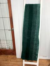 Alpaca Blanket | Green Gamma | Handmade in Ecuador
