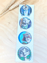 Growing Bookmarks | Faces