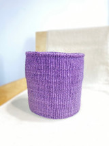 Kiondo Basket - Dark Purple | 8"