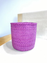 Kiondo Basket -  Magenta | 10"