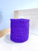 Kiondo Basket - Purple/Blue  | 8"