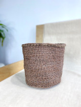 Kiondo Basket - Dark Brown  | 8"