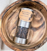 Smoked Peppercorn | Stainless Steel Mill | Made in BC