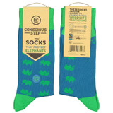 Conscious Step | Socks the Protect Elephants