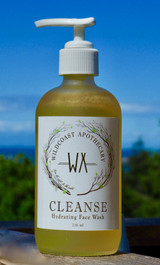 Cleanse - Hydrating Face Wash | Wildcoast Apothecary | Made in BC