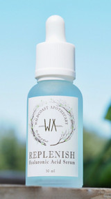 Replenish - 5% Hyaluronic Acid Serum | Wildcoast Apothecary | Made in BC
