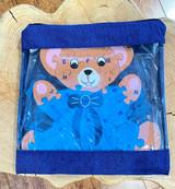 Teddy Bear Alphabet Puzzle | Double Sided | Made in Sri Lanka