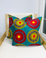 "Throw Pillow | 18""x 18"" 