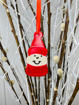 Santa | SoapStone Ornaments | Handmade in Kenya