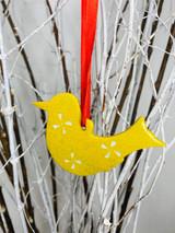 Small Bird | SoapStone Ornaments | Handmade in Kenya