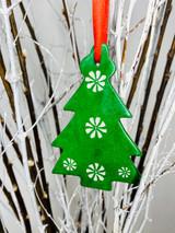 Cristmas Tree | SoapStone Ornaments | Handmade in Kenya