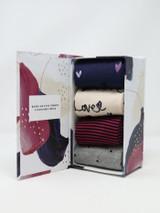 Thought | Bamboo Socks Box Set - 4 pairs | Amore