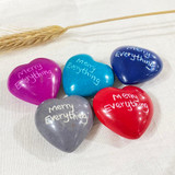 SoapStone Hearts | Merry Everything - Small | Handmade in Kenya