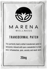 TransDermal Patch | CBD 20 mg | Made in BC