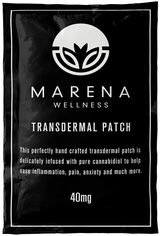 TransDermal Patch | CBD 40 mg | Made in BC