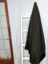 Alpaca Blanket | Brown | Handmade in Ecuador
