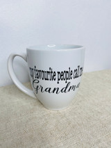 Call Me Grandma | Coffee Mug | Made in Vancouver