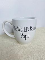 Bestest Papa | Coffee Mug | Made in Vancouver
