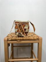 Mochila Wayuu Bag | Mini | Earth Vibes | Handmade in Columbia