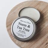 Body Butter | Neem & Tea Tree | 60g | Beth & Olivia | Handmade in Canada
