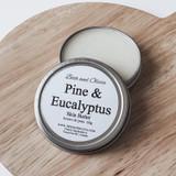 Body Butter | Pine & Eucalyptus | 60g | Beth & Olivia | Handmade in Canada