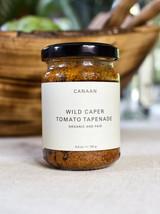 Wild Caper Tomato Tapenade   130 g   Organic   Made in Palestine