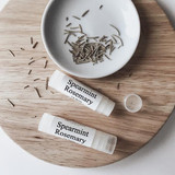 Lip Butter | Spearmint Rosemary | Beth & Olivia | Handmade in Canada