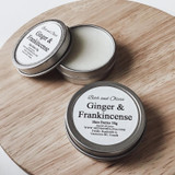 Body Butter | Ginger & Frankincense | Beth & Olivia | Handmade in Canada