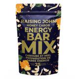 Raising John | Energy Bar Mix - Honey Carob ::10