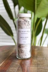 Bath Soak | Lavender | Handmade in Vancouver - 12oz