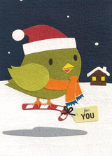 Greeting Card | Robin's Gift