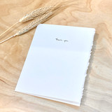 Greeting Card | Thank you.