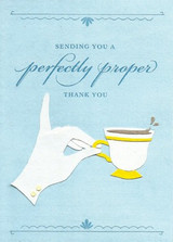 Greeting Card | Perfectly Proper
