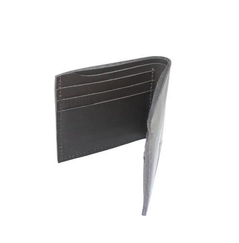 Genuine Leather Handmade Men's Wallet - Brown