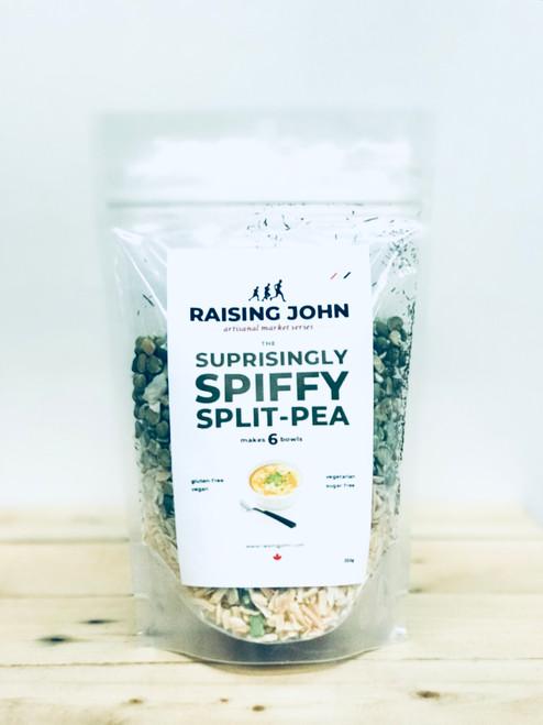 Raising John Soup Mix   Split Pea