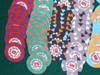 Horseshoe series poker chips
