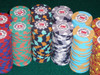 Horseshoe poker chips