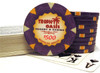 Tropic Oasis $500 poker chip