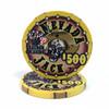 Nevada Jack Skulls $500 chip
